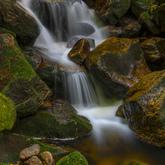 Vodopády Černého potoka...