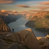 Lysefjorden...