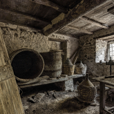 W starej winnicy...
