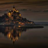 Le Mont Saint-Michel..